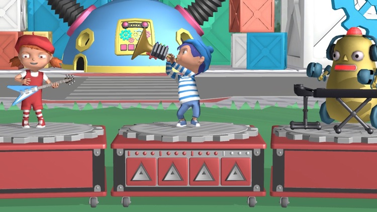 Messy Goes to Okido MusicMaker by MiniWorldGames