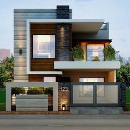Modern Style - House Plans