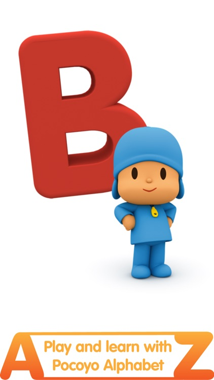 Pocoyo Alphabet ABC screenshot-3