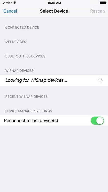 Cloud-In-Hand® Mobile Grid screenshot-3