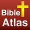 Locations important to the Bible are covered in this atlas covering 1000s of years and vast areas of the planet