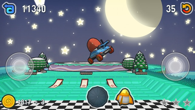 Escargot Kart Screenshot