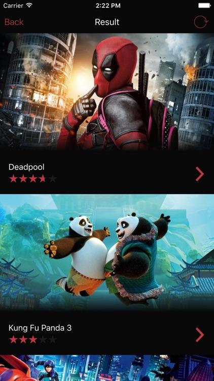 What to watch - Movie Finder! screenshot-3