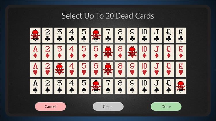 Poker Odds+ screenshot-3