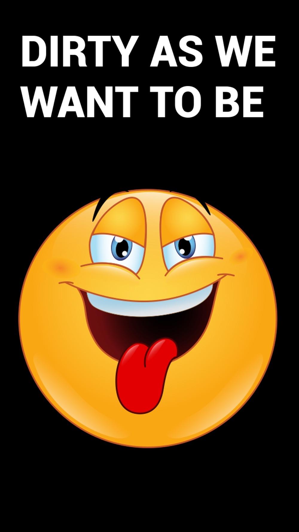 Dirty emojis whatsapp