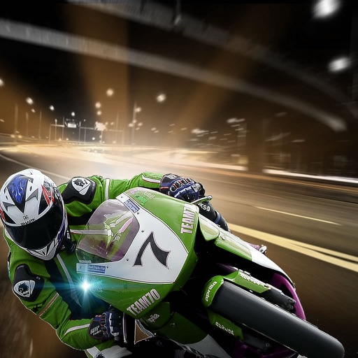 Highway Motorcycle Traffic HD - Amazing Extreme Speed