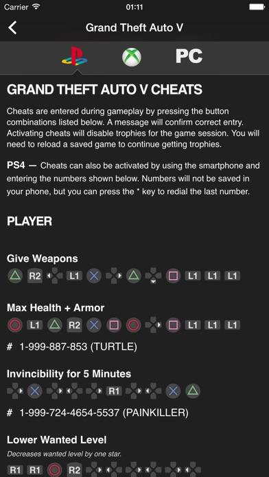 Cheats for GTA - for all Grand Theft Auto games - AppRecs