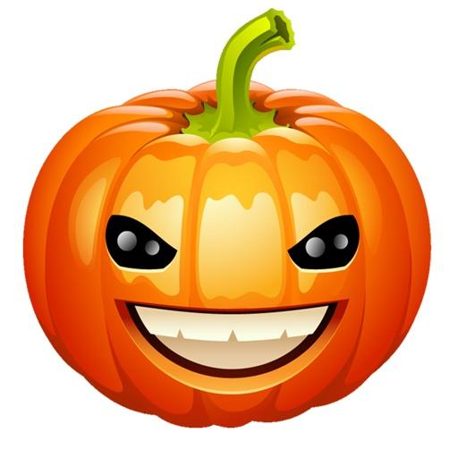 Halloween Emoji Sticker Pack