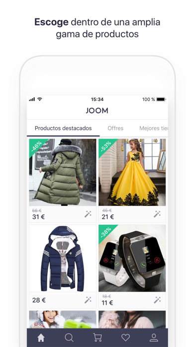 download Joom apps 4