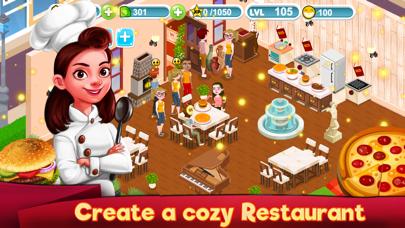 Restaurant Management Cafe screenshot one