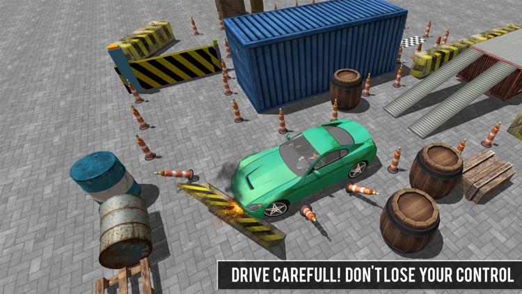 Car Parking Driving School 3D screenshot-4