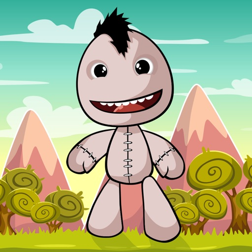 Sack Puppet Doll Adventure icon