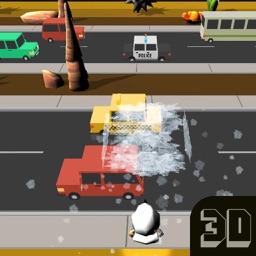 Cross Road Runner 3D