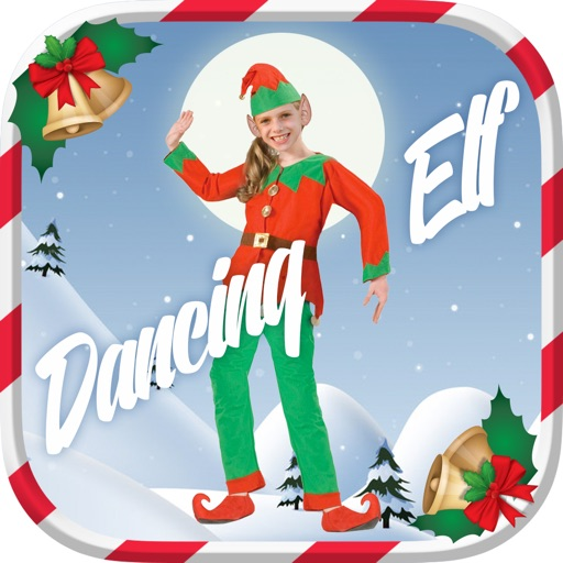Dancing Elf Camera for Xmas - Best Photo Booth Turning