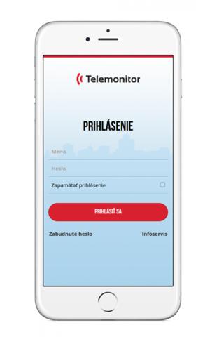Telemonitor - náhled
