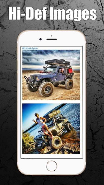 Lifted Jeep Magazine: Wranglers and Cherokees screenshot-4
