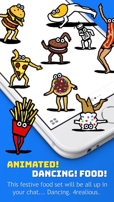 Dancing Food