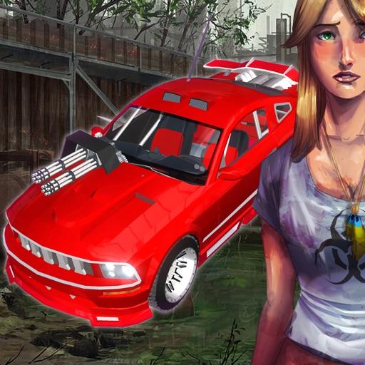 Отремонтируйте мой автомобиль: Спастись от зомби