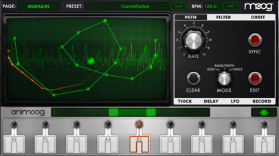 Screenshot for Animoog for iPhone in Chile App Store