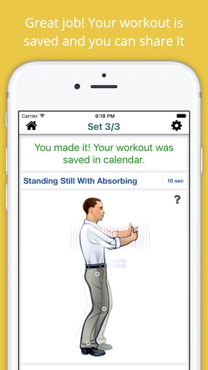 Qigong Workout Challenge Free - Gain longevity screenshot-3
