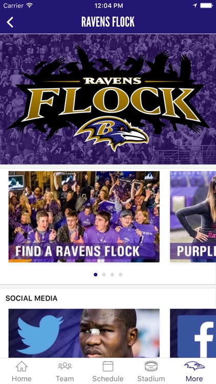 Baltimore Ravens Mobile screenshot-4