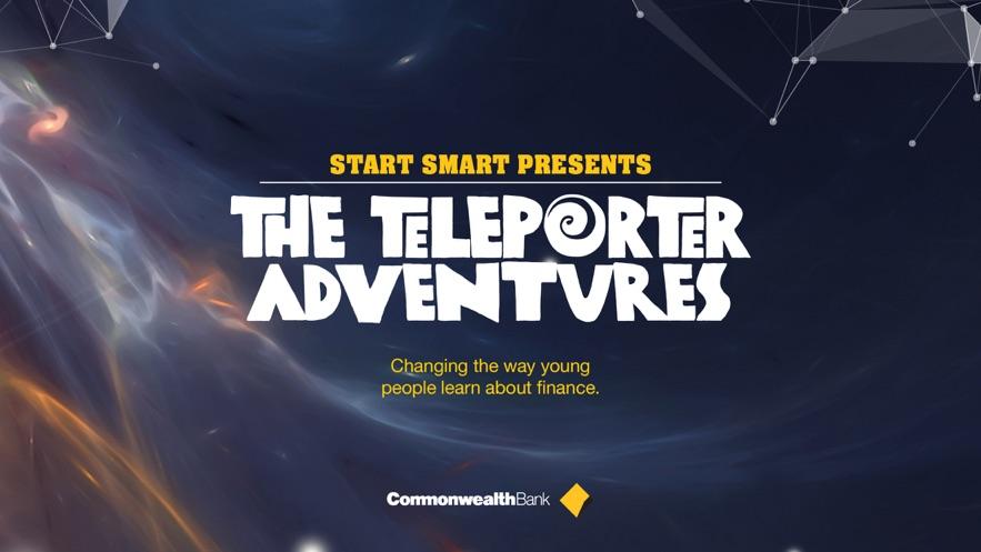 The Teleporter Adventures App 截图