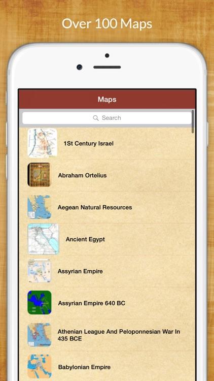 112 Bible Maps Easy