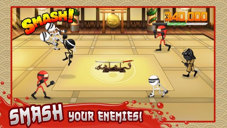 Stickninja Smash screenshot-0
