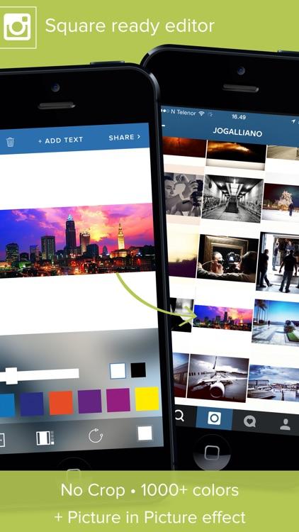Giant Square for Instagram screenshot-4