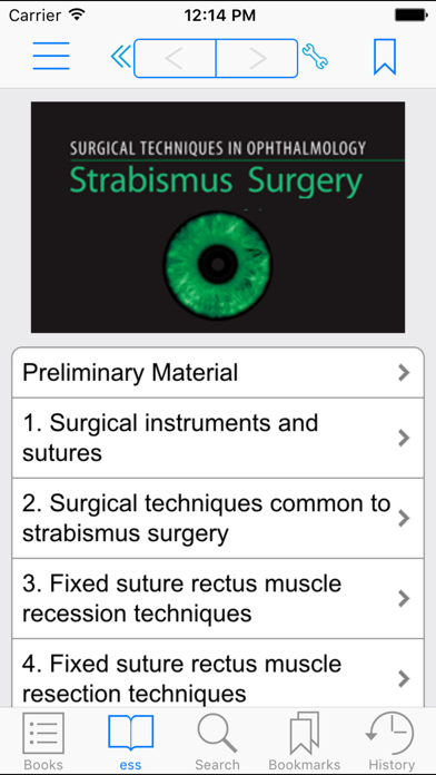 Strabismus Surgery