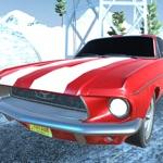 Classic Snow Speed Car Simulator 3D