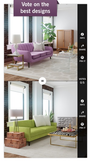 Elegant App for Placing Furniture In A Room