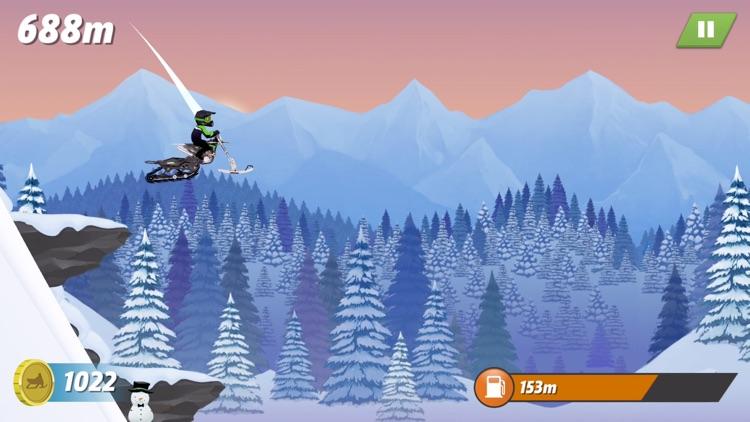 Arctic Cat Snowmobile Racing screenshot-0