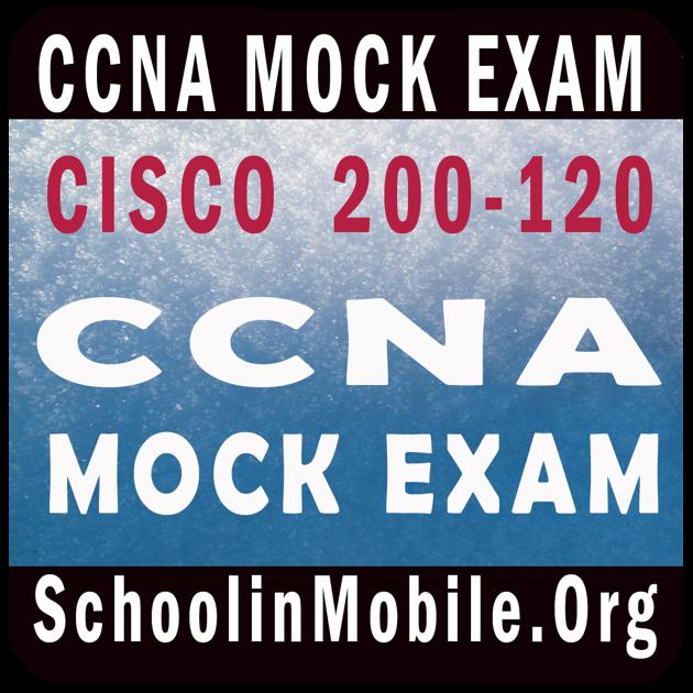 CCNA 200-120 MOCK EXAM im App Store