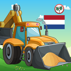 Activities of Dutch Trucks World- Learning Counting for Little Kids FREE