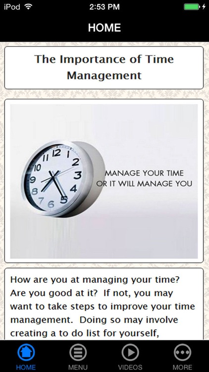 How to Improve Your Time Management Guide for Beginners screenshot-3