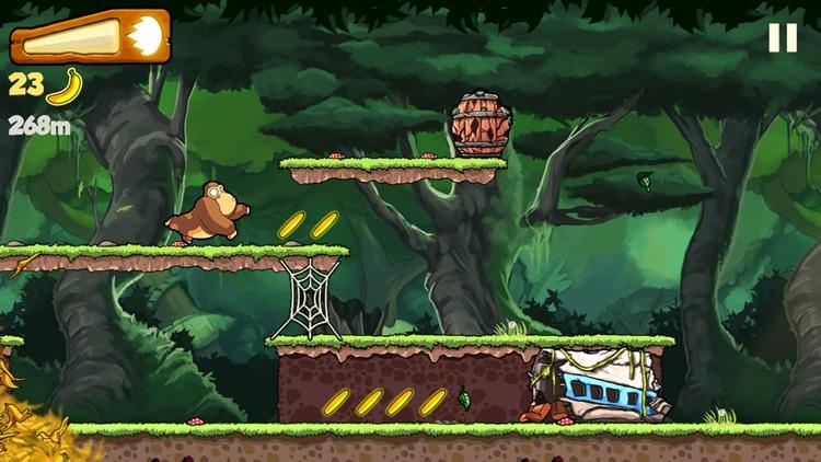 Banana Kong screenshot-0