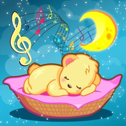 Baby Lullabies Bedtime Songs - Sleep Music Sounds & White Noise Machine for Sweet Dreams