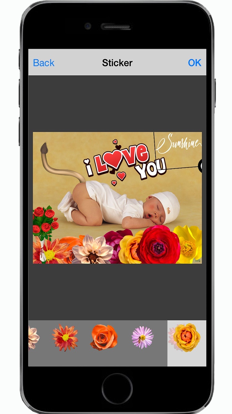 Cool Pic Camera - Emoji Photo Editor Frames User Screenshot