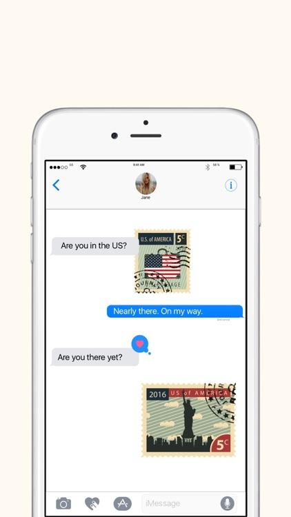 USA Stamps screenshot-3