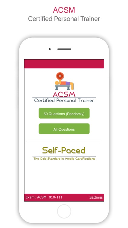 ACSM: Certified Personal Trainer by Self-Paced Software Development ...
