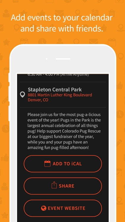So Let's Roll – Discover & Post Local Events screenshot-3