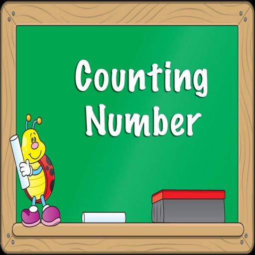 Counting Number. icon
