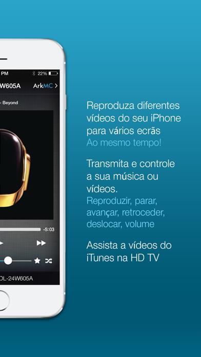 Baixar ArkMC e player de vídeo HD para Android
