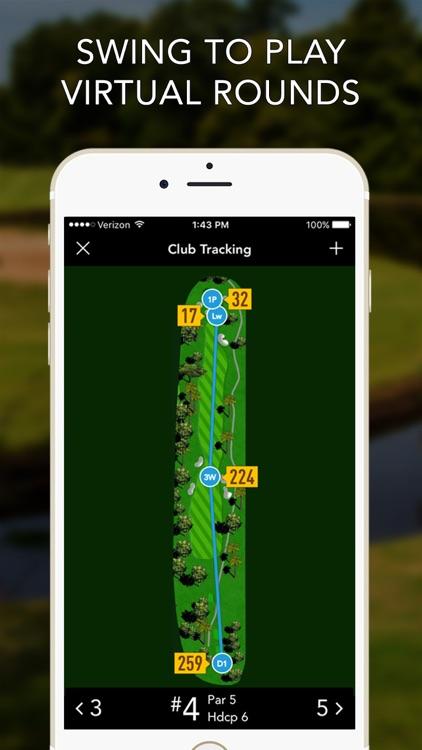 Golf GPS by GolfLogix Scorecard + Rangefinder app image