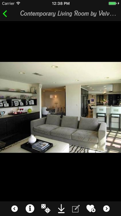 Living Rooms Inspiration screenshot-3