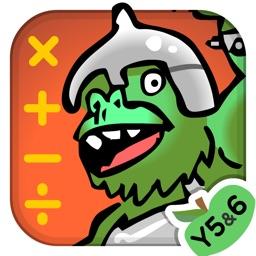 Monster Math Y5 & Y6 KS2 Lite
