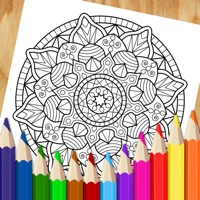 Codes for Mandala Coloring Pages Book Hack