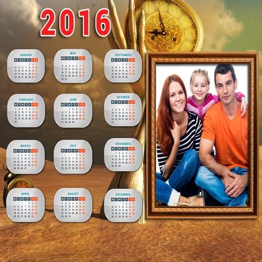 2016 Calendar Frames
