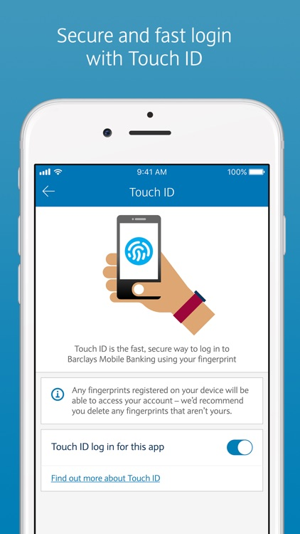 Barclays Mobile Banking screenshot-4